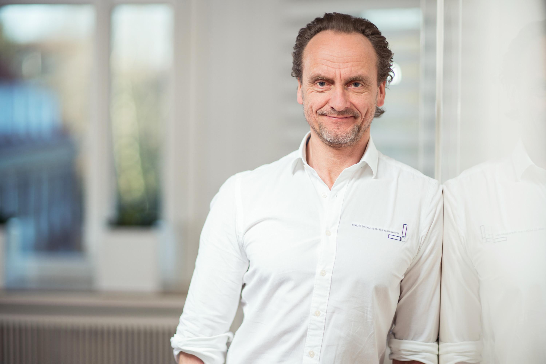 Businessshooting und Werbeshooting für die PVS, durchgeführt von der Werbeagentur Medien Formen Werte aus Münster