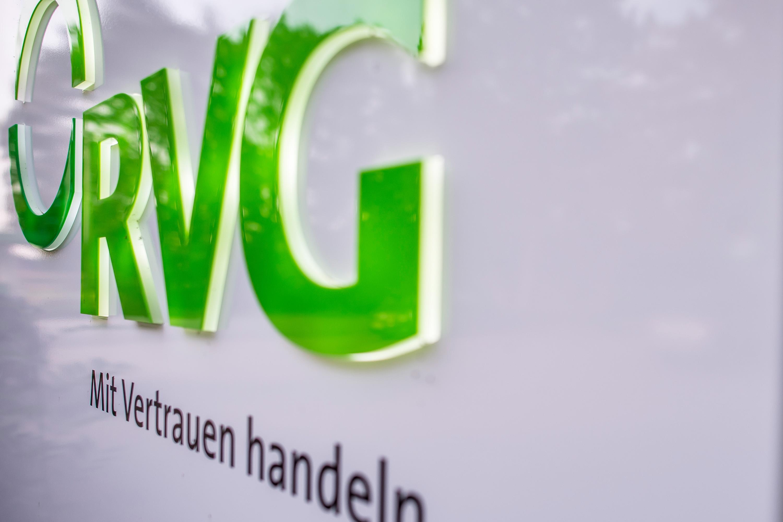 RVG - Mit Vertrauen Handeln bei einem Werbefotoshooting für die RVG, durch geführt von der Werbeagentur Medien Formen Werte aus Münster