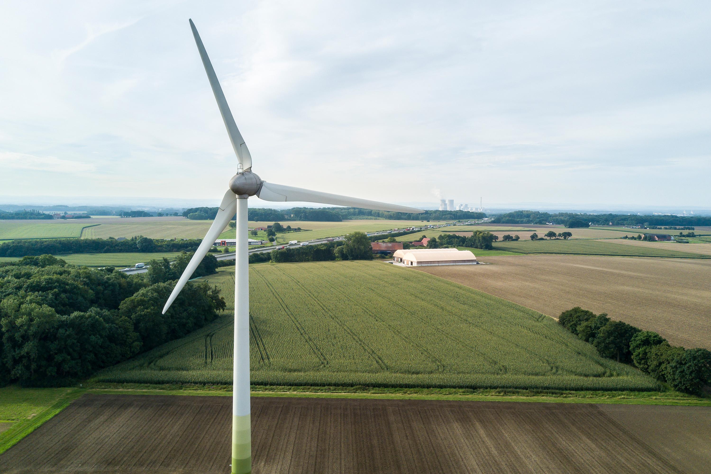 Drohnenaufnahmen für die RVG bei einem Werbefotoshooting durchgeführt von der Werbeagentur Medien Formen Werte aus Münster