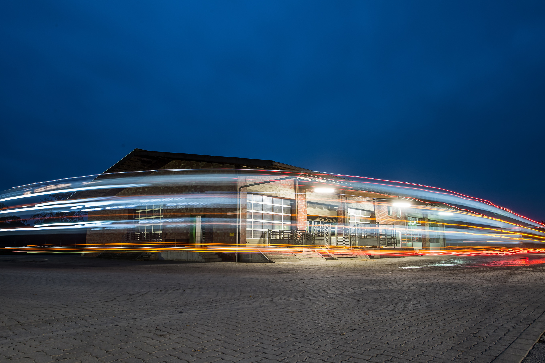 Bewegungsunschärfe bei einem Werbefotoshooting für die RVG durchgeführt von der Werbeagentur Medien Formen Werte aus Münster