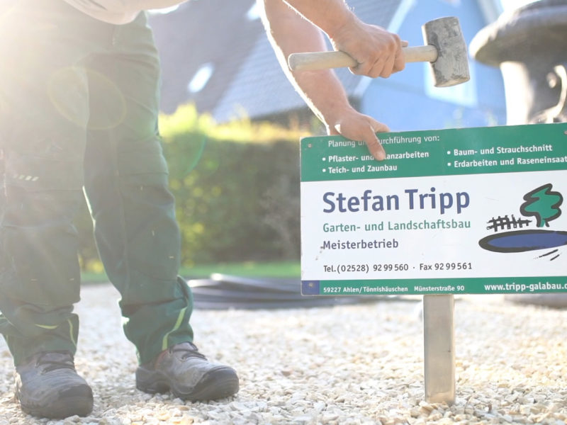 Imagefilmproduktion für Tripp durchgeführt von der Werbeagnetur Medien Formen Werte aus Münster.