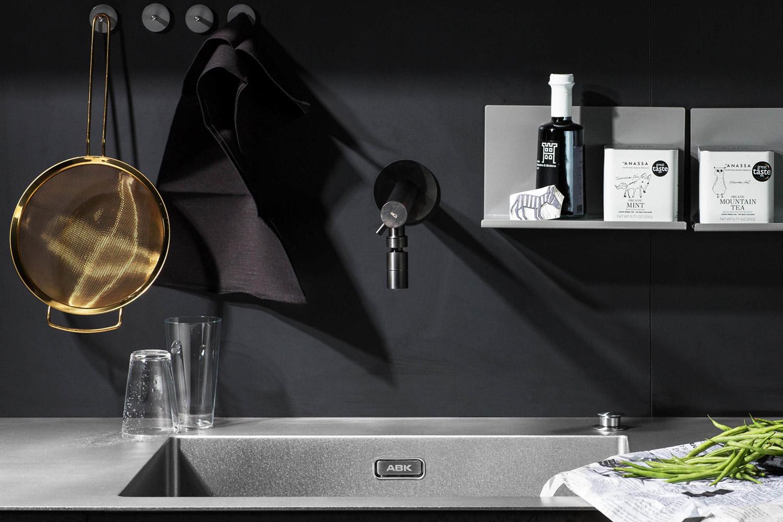 Werbefotoshooting für Warendorf Küchen durchgeführt von der Werbeagentur Medienformenwerte aus Münster